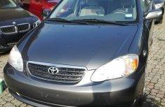 Tokunbo 2008 Toyota Corolla LE