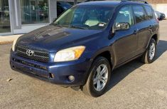 Clean direct Toyota Rav4 2006 blue for sale