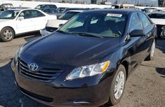 Clean direct tokunbo Toyota Camry 2006 Black for sale
