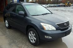 Clean direct tokunbo LEXUS RX330 2004 Grey for sale