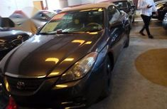 Neatly Used Toyota Solara 2008 Black for sale