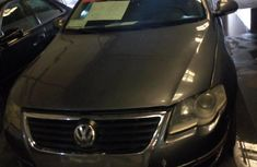 Volkswagen Passat 2007 Gray for sale