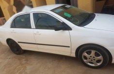 Clean Cheap Toyota Corolla 2005 White For Sale