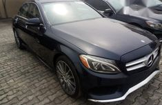 Mercedes-benz C300 2016 Blue for sale