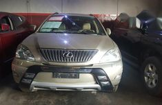 Very Neat Lexus RX 330 2004 Gold for sale
