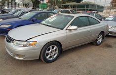 Toyota Solara 1999 Silver for sale