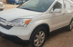 Honda CR-V 2008 White for sale