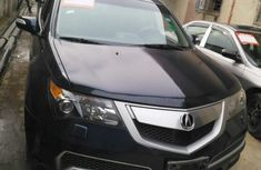 Acura MDX 2012 Blue for sale