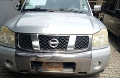 Nissan Armada 2004 Silver for sale