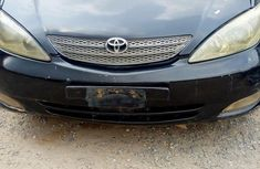 Toyota Camry 2.4 2004 Black for sale