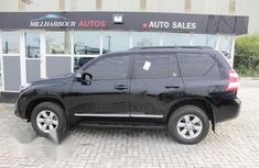 Toyota Prado 2015 Black For Sale
