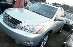 Lexus RX350 2007 Silver for sale