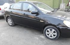 Super Clean Registered Hyundai Accent 2008 Black for sale