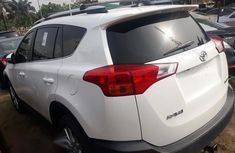 Toyota RAV4 2013 White for sale