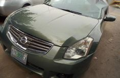 Clean Nissan Maxima 2007 Green for sale