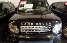 Land Rover Lr4 2011 Black for sale