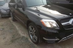 Mercedes Benz GLK350 2013 Black for sale