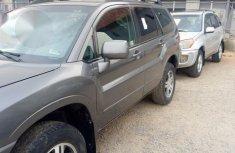 Mitsubishi Endeavor 2004 Gray for sale