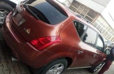 Nissan Murano 2003 Red for sale