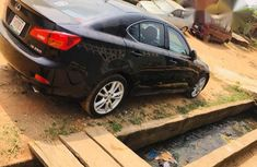 Lexus Is250 2007 Black for sale