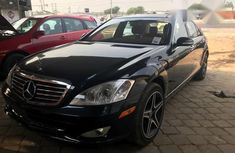 Mercedes Benz S550 2008 Black for sale