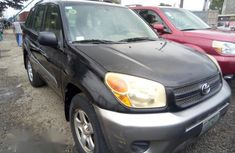 Toyota RAV4 2005 Black for sale