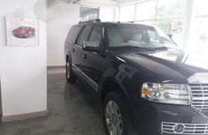 Brand New Lincoln Navigator 2017 Black for sale