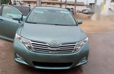 Toyota Venza 2009 Green for sale