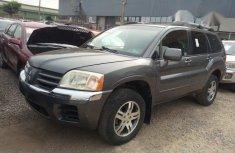 Mitsubishi Endeavor 2005 Gray for sale