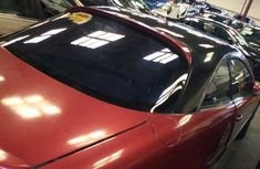 Mercedes Benz CL560 2000 Red for sale
