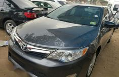 Tokunbo Toyota Camry XLE 2013 Gray for sale
