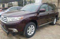 Toyota Highlander 2013 Brown for sale