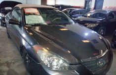 Extremely Clean Toyota Solara 2007 Gray for sale