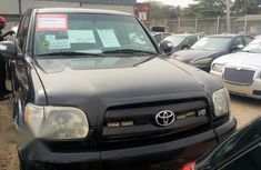 Toyota Tundra 2005 Black for sale