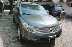 Nissan Murano 2003 Blue for sale