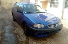 Toyota Avensis 2002 Blue for sale