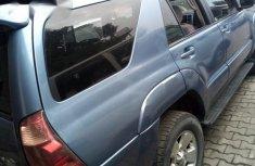 Toyota 4runner 2003 Blue for sale