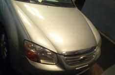 Neat Kia Cerato 2004 Silver for sale