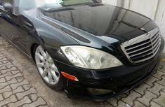 Used Mercedes-benz S550, 2007 Model For Sale