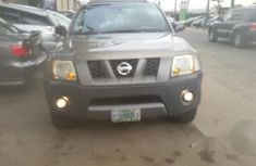 Nissan Extera 2006 Gray for sale