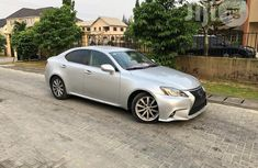 Super Clean Lexus IS 250 2007 Silver for sale