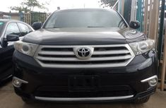 Tokunbo Toyota Highlander 2011 Accident Free