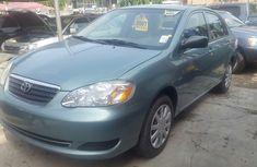 Tokunbo 2007 Toyota Corolla For Sale