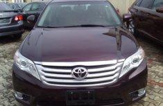 Tokunbo 2011 Toyota Avalon