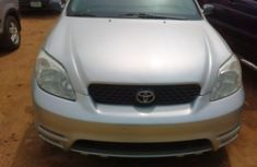 Toks 2004 Model Toyota MATRIX