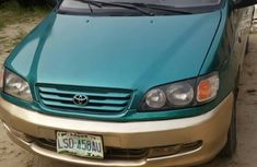 VERY CLEAN TOYOTA PICNIC (ice Cold Factory Ac, Auto Tranny) Nigeria used