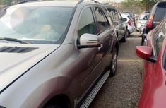 Mercedes Benz ML 350 2009 Gold for sale