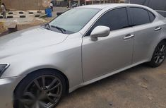 Lexus Is250 2009 Silver for sale