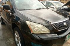 Clean Lexus Rx330 2005 Black for sale