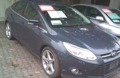 Ford Focus 2013 Blue for sale
